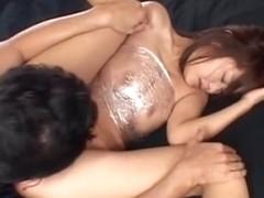 Juri Matsuzaka in Sweet Cave