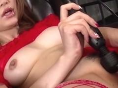 Fabulous Japanese slut Airi Mizusawa in Incredible JAV uncensored Dildos/Toys video