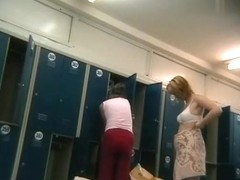 Hidden Camera Video. Dressing Room N 118