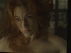 Rya Kihlstedt,Carla Gugino in She Creature (2001)
