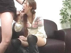 Amazing Japanese model Rika Aina in Horny Fingering, Dildos/Toys JAV movie