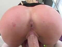 Fabulous pornstars Mike Adriano, Dakota James in Incredible Big Ass, Blonde sex movie