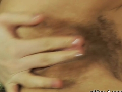 Amazing pornstar in Horny Masturbation, Russian sex scene