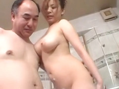 Crazy Japanese whore Aoi Mizumori in Amazing Hardcore, POV JAV video