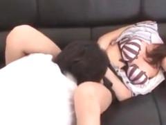 Horny Japanese slut Saki Yano in Crazy Dildos/Toys JAV scene