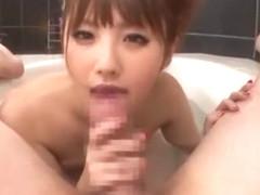 Best Japanese model Tsubasa Amami in Hottest Fingering, Squirting/Shiofuki JAV movie