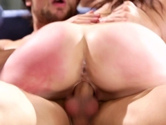 Exotic pornstars Jean Val Jean, Kendra Lust, Johnny Castle in Horny MILF, Brunette sex video