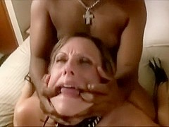 Bitch wife lori is truely a blackcock slut