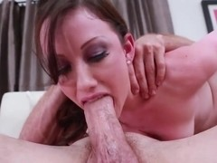 Hot sexy bitch Jennifer White fucks like a wild animal