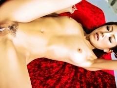 Fabulous Japanese girl Ramu Nagatsuki in Incredible JAV uncensored Teen video