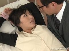 Lovely Kana Yume likes deep penetrating sex