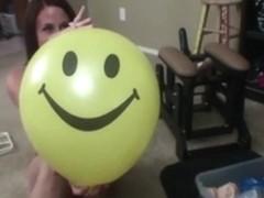 balloon webcam show