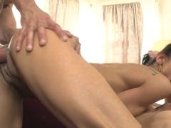 Fabulous pornstar Persia Pele in Exotic Threesomes, MILF adult video