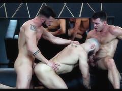 Francois Sagat & Paddy O'Brian & Sunny Colucci in Dream Fucker Part 3 - DrillMyHole
