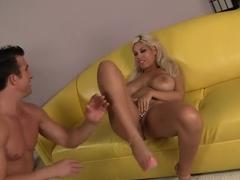 Fabulous pornstar Bridgette B. in incredible facial, blowjob adult video