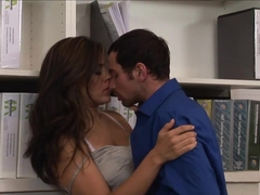 Horny pornstar in Best Hardcore, Brunette sex scene