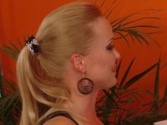 Best pornstar Stacy Silver in Crazy Big Tits, Casting adult clip