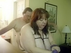 I love to dominate my obese wife 'coz this hottie implores me about it