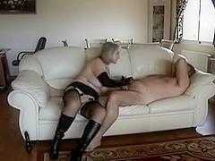 Mature I'd Like To Fuck seduces and dominates