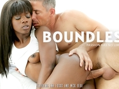 Ana Foxxx & Mick Blue in Boundless Video
