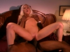 Marcus the black stud fuck a hot white blonde chick
