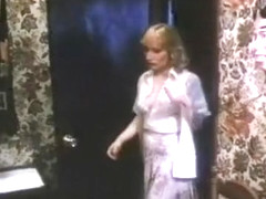 Incredible classic sex clip from the Golden Century