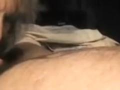 Amateur porn with nasty blonde milf sucking dick