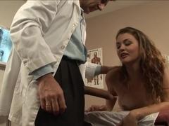 Horny pornstar Allie Haze in Hottest Blowjob, College xxx movie