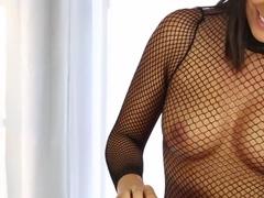 Fabulous pornstars in Amazing Handjobs, Lingerie adult scene