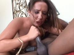 Hottest pornstar Richelle Ryan in amazing facial, big tits sex clip