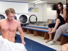 Exotic pornstar Laundry Day in Incredible Group sex, Big Tits xxx movie