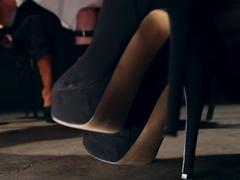 Fabulous fetish sex scene with exotic pornstars Aleksa Nicole, Alan Stafford and Anikka Albrite fr.