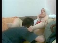 Arabian hotties fucking her customer