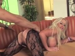 Savannah Gold has got big tits round ass.