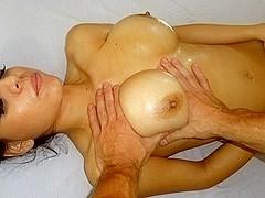 Yurizan Beltran in Yuri's Deep Pink Tissue Massage - PornPros Video