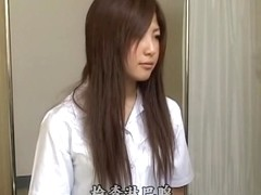 Japanese teen sluts in hot hidden camera medical video