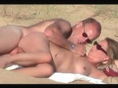 Coupling at Beach