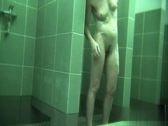 Hidden cameras in public pool showers 286