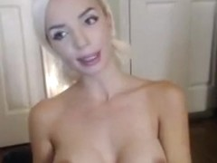 Naked blonde LolasLove
