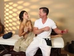 Fabulous pornstars Daisy Haze, Daisy Summers, Eric Masterson in Best Fingering, Blowjob xxx scene