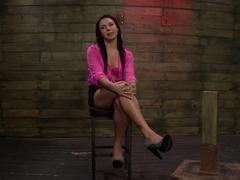 Hottest pornstars Abbi Roads, Mila Blaze, Jack Hammer in Horny Medium Tits, College sex movie
