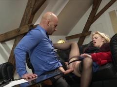 Best pornstar Baby Dream in Exotic European, Blonde sex video
