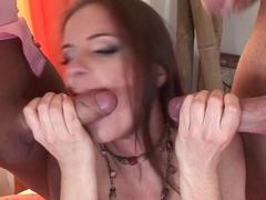 Incredible pornstar Evelyne Foxy in Horny Stockings, Facial xxx scene