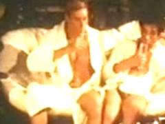 French vintage gay porn - full movie