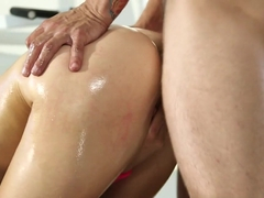 Fabulous pornstars Mr. Pete, Jillian Janson in Horny Anal, Redhead sex video