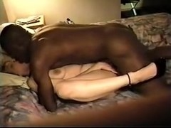 Ebony man fucking a sweet cunt