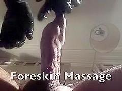 Foreskin Massage (1)