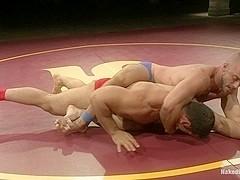 NakedKombat Naked Kombats Summer Smackdown 10 Man Tournament Match 2