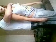 russian couple - hidden cam