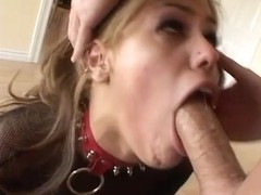 RawVidz Video: Hot Blonde Slave Fucked Hard